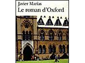 roman d'Oxford Javier Marias