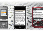 Wattpad lire partager ebooks, désormais iPhone