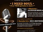 need soul 20/03 avec Jaleenah Birdland session