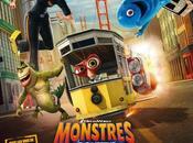 venir Dossier Spécial Monstres contre Aliens Promo Paris avec Kierfer Sutherland Reese Witherspoon