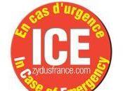 logo adhésif Case Emergency laboratoire Zydus France peut sauver vies.