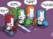 Xbox Live Arcade Awards Castle Crashers Street Fighter remportent mise