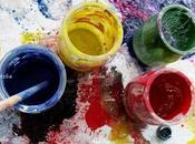 Eliminez taches peinture mains