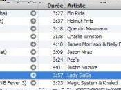 iTunes Rida, Mosimann Helmut Frizt dans