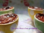 Petits crème oeufs chocolat Pâques