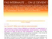 L'éducation média Internet L'expérience Cicla71.