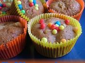Muffins coco'ananas