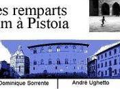 Poésie croisée remparts Pistoia (Toscane)