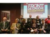 Politique Pour roule Front Gauche
