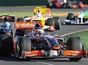 Heikki Kovalainen concentre Chine