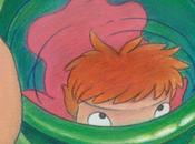 Ponyo Falaise... dans l'océan enfants