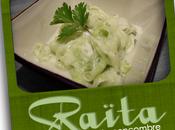 Raïta concombre