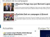 Elections européennes, valse réseaux sociaux