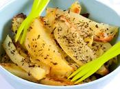 COUNTRY POMMES TERRE CITRON VERT Pour avoir moins gras patate