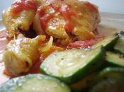 Poulet tomato-curry