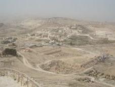 textes Flavius Joseph situent tombeau d'Hérode