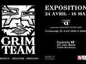 GRIM TEAM exposition