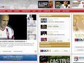 L'agence interactive d'eTF1 L'Olympique Lyonnais lancent nouvelle version d'OLWEB.FR