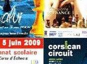 Annonces ligue d'échecs Corse