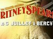 Britney Spears Bercy Juillet prochain