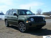 Essai routier complet: Jeep Patriot 2009