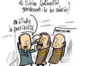Continental, reprise salariés