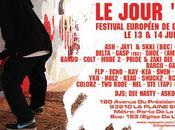 "Jour ""J"", Festival Européen Graffiti"
