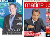Matin Plus Direct Soir seront distribués dans Métro parisien