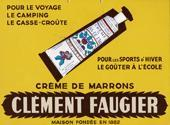 Crème marrons Clément Faugier, l'amie voyageurs