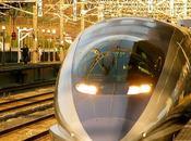 train plus rapide monde 550km/h Japon