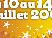 Festival Francofolies Rochelle 2009 programme nouveaux talents