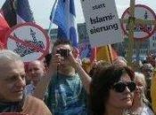 Cologne manifestation contre l'islamisation