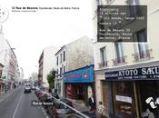 Stweet Twitter Google Street View