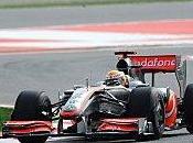 Lewis Hamilton rien faire