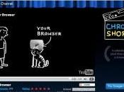 Google Chrome chaîne Youtube