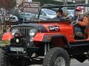 Succès pour rassemblement Jeep Chambon