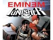Eminem Punisher chez Marvel Comics deux balles