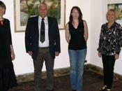 Ouverture l'exposition duo, Janine Gallizia Karpinska, aquarellistes réputation internationale, ouverte, jusqu'au juin 2009 Saint-Cyr-sur-Mer, dans
