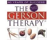 Gerson Therapy: Proven Nutritional Program Cancer Other Illnesses Charlotte