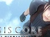 Test Crisis Core Final Fantasy