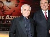 L'anniversaire Charles Aznavour tête audiences