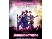 Jonas Brothers Concert Evénement exclusivité Grand