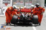 Hamilton change boîte vitesses