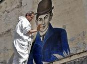 """Franz Louise... Collage """"Rue Meurt d'Art"""""""