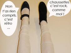 Réhabilitons tire-chaussettes