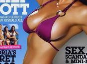 bombe Emily Scott dans Ralph magazine