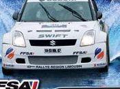 pilotes engagés pour 43ème rallye Limousin