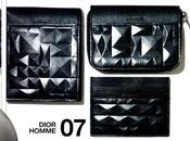 "Dior Homme Collection Portefeuilles ""Angles"""