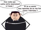 L'avis autorisé Sarkozy veut police l'école