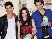 """Movie Awards 2009 triomphe pour """"Twilight"""""""
